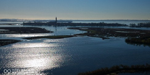 View from Torcello campanile